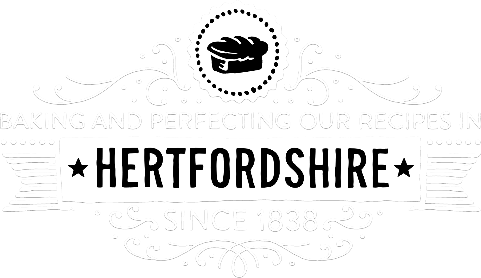 Baking and perfecting our recipes in Hertfordshire since 1838